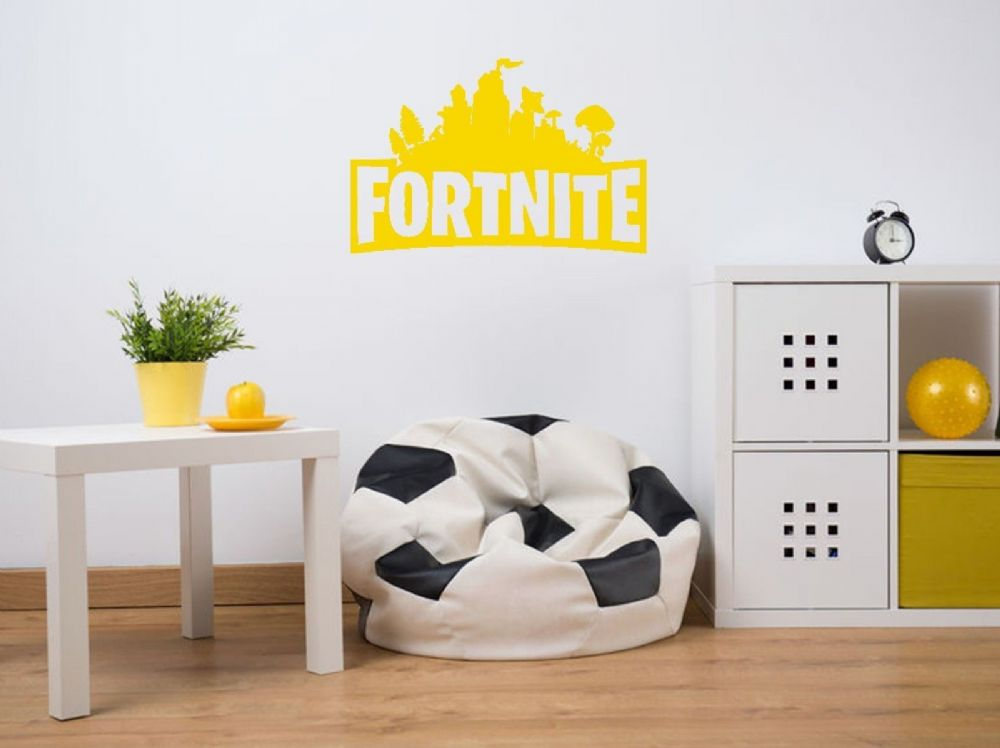 Fortnite Wall Art Wall Sticker Decal Decoration Self Adhesive